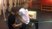 WODdoc Episode 85 Project365: Hip Flexor Recovery