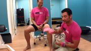 WODdoc Episode 91 Project365: Breast Cancer Bows Fix Knees!!!
