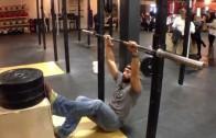 WODdoc Episode 164 Project365: Bar Muscle-up Progression: Tier III