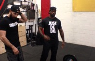 WODdoc Episode 195 Project365: Jump Back And Snatch