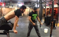 WODdoc Episode 214 Project365: Shoulder Stability GHD Style