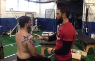 WODdoc Episode 241 Project365: General Shoulder Taping Using Rocktape