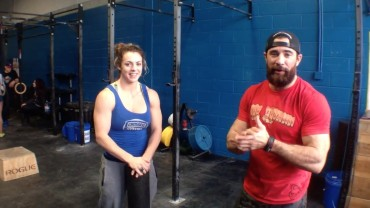 WODdoc Episode 255 Project365: 15.3 Recovery feat: Becca Day