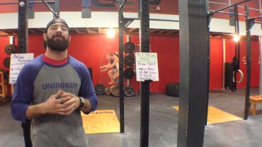 WODdoc Episode 244 Project365: 15.1 Active Recovery WOD