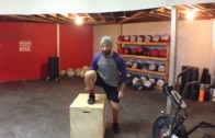 WODdoc Episode 263 Project365: 15.4 Active Recovery WOD