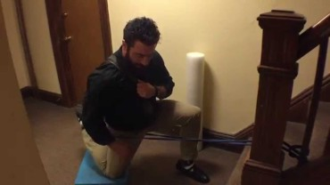 WODdoc Episode 271 Project365: Couch Stretch On Steroids