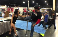 WODdoc Episode 296 Project365: Pole Dance To A Better Core