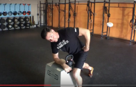 WODdoc Episode 360 Project365: Perched Kettlebell Psoas Mash