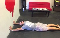 WODdoc Episode 396 P365: Improve Your Handstands By Lying Down