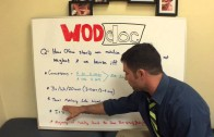 WODdoc Episode 420 P365: Stretching; How Much Is Too Much