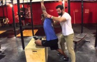 WODdoc Episode 477 P365:  Box Stretch Lat Mob