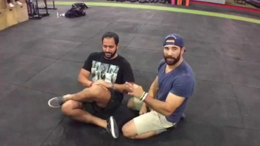 WODdoc Episode 491 P365: Test Your Hip Mobility