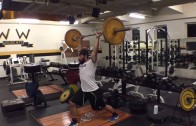 Episode 545 P365: Split Jerk Lunge