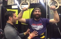 Episode 571 P365: Muscle-ups With David Durante