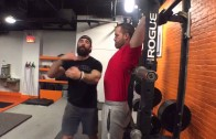 Episode 589 P365: Squat Rack To Stall Bar
