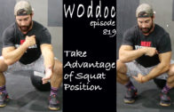 Take Advantage Of Squat Width | Ep. 819