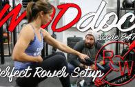 Perfect Rower Setup With Olympian Sara Hendershot | Ep. 847