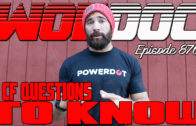 5 Questions For Crossfit Beginners | Ep. 870