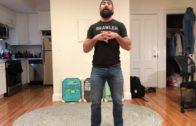 Prayer Squat Challenge   Ep. 1326