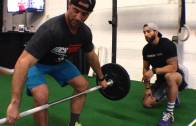 WODdoc Episode 125 Project365: Proper Snatch Setup: Featuring Christian Harris