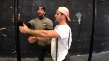 WODdoc Episode 130 Project365: Banded Prisoner Stretch