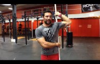 WODdoc Episode 99 Project 365: PVC Chicken Wing To Increase Shoulder External Rotation