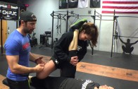 WODdoc Episode 318 Project365: Partner Stretching The Lower Extremity d