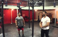 WODdoc Episode 322 Project365: Balance & Symmetry; Shoulder Vertical Plane Balance