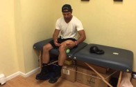 WODdoc Episode 383 P365: Improve Hamstring Flexibility; Weighted Pin & Stretch