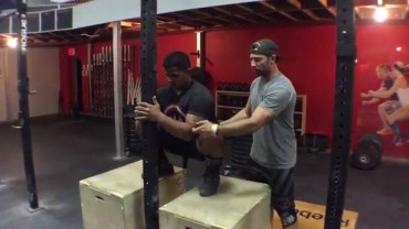 WODdoc Episode 426 P365: Improve Your Squat; Weighted Pole Squat