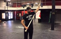 WODdoc Episode 452 P365: Improve OHS and Snatch Mobility