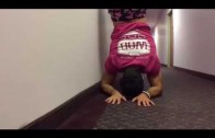 WODdoc Episode 460 P365: Forearm Stands Improve Overhead Mobility