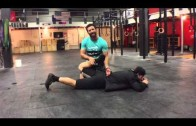 WODdoc Episode 462 P365: Best Partner Hip Stretch