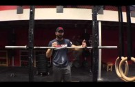 WODdoc Episode 466 P365: Better Front Rack With Better Shoulder External Rotation