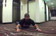 WODdoc Episode 487 P365: Scorpion Stretch