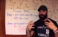 Episode 567 P365: Calculating BMR
