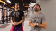 Lightening The Load For Better Squats Featuring Coach Go Green | Ep. 721