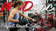 Perfect Rower Setup With Olympian Sara Hendershot | Ep. 847