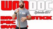 Broomstick Pec Sweep | Ep. 854