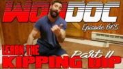 Kipping Dip Drill 2 | Ep. 865
