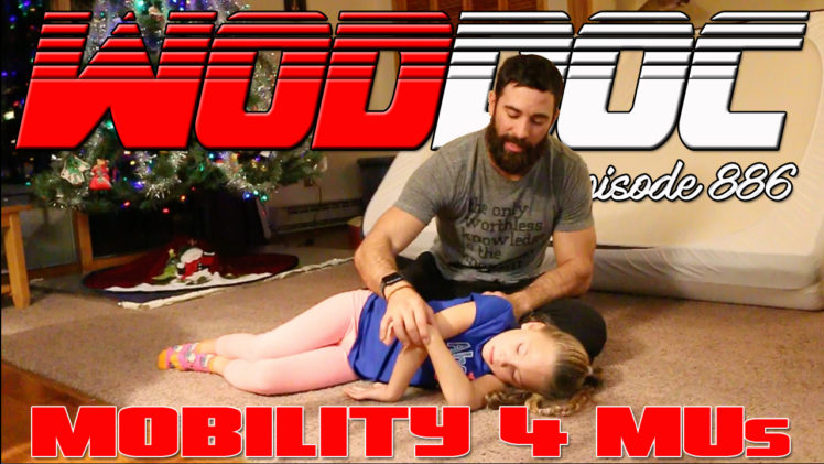 Mobility For Muscle-ups | Ep. 886
