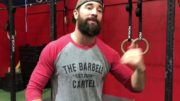 Bar Muscle-up Help; Grip | Ep. 1317